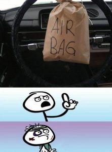 Airbag Fail