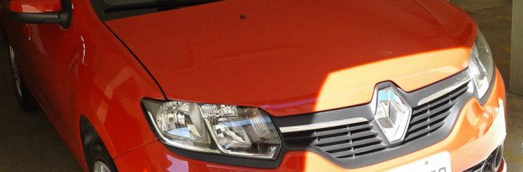 Avaliando o Renault Sandero