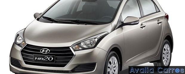 Eu aluguei e avaliei o Hyundai HB20 Comfort Plus 1.0, confira como foi avaliação.