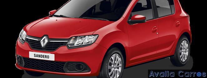 Eder Matias avaliou o Renault Sandero Expression Hi-Power