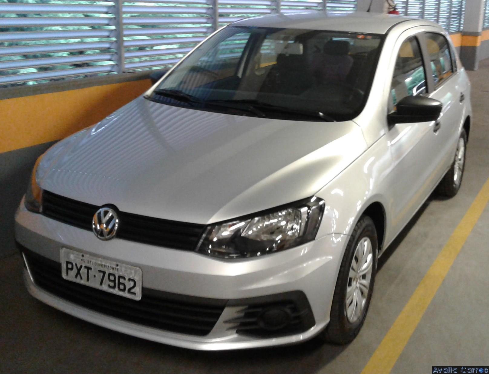 VW Gol 1.6 MSI Trendline