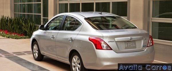 Nissan Versa SL 1.6 2012 nossa 14ª sugestão de compra de carro usado