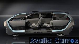 portal- carro conceito da Chrysler
