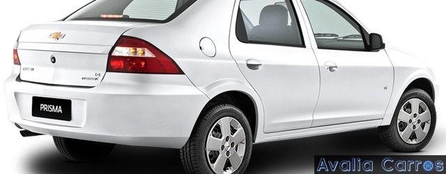 Chevrolet Prisma LT 1.4 nossa 19ª sugestão de compra de carro usado