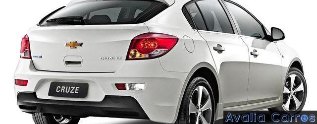 Chevrolet CRUZE Sport6 LT nossa 22ª sugestão de compra de carro usado