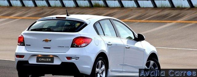Chevrolet CRUZE Sport6 LTZ nossa 21ª sugestão de compra de carro usado