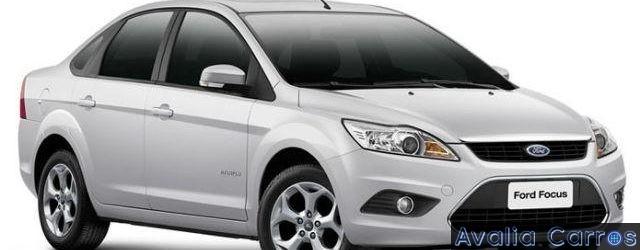 Ford Focus Sedã Titanium 2.0 nossa 20ª sugestão de compra de carro usado