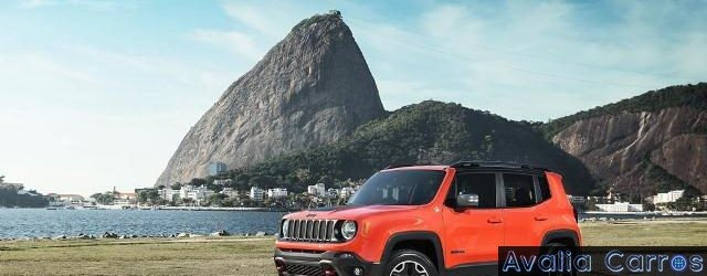 Avaliando o Jeep Renegade Longitude