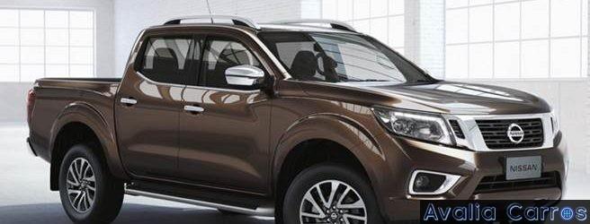 Avaliando a Nova Nissan Frontier 2017