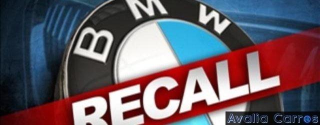 Boletim de Recall BMW