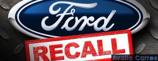 Boletim de Recall Ford