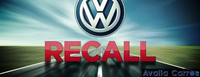 Boletim de Recall Volkswagen
