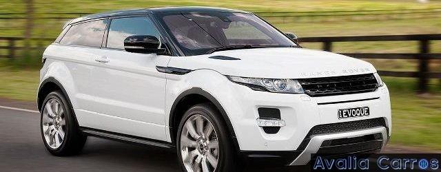 Avaliando o Range Rover Evoque