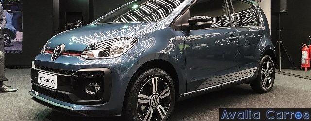 Avaliando o Volkswagen Up 2018