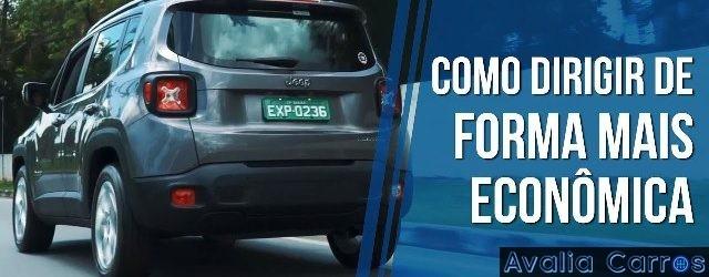 Eder Matias apresenta dicas de como dirigir economizando