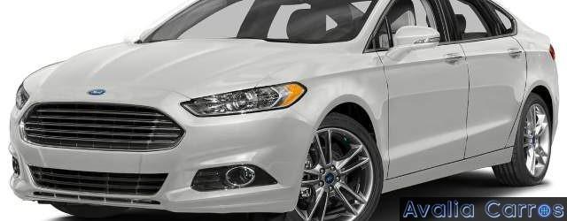 Eder Matias nosso ex-colaborador passou o Ford Fusion 2016 no pente fino