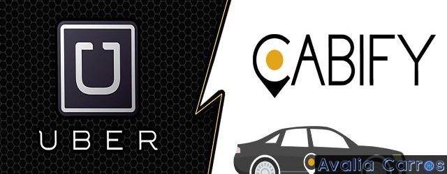 Qual o melhor carro para trabalhar no Uber ou Cabify?