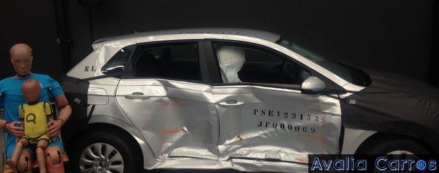 Giu Brandão esteve presente na apresentação do Volkswagen Polo 2018