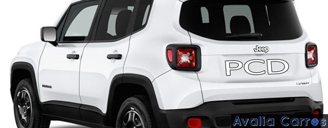 A jornalista GIU BRANDÃO avaliou o Jeep Renegade PCD 2018