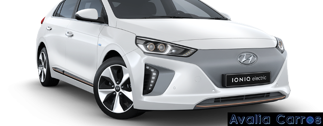 Avaliando o Hyundai Ioniq Elétrico
