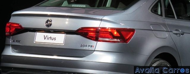 Avaliação do Volkswagen Virtus