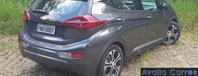 Avaliando o Chevrolet BOLT EV - veículo 100% elétrico