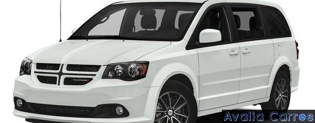 FIAT-Dodge Grand Caravan 3.6 V6 GT