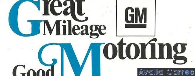 Aniversário da GM