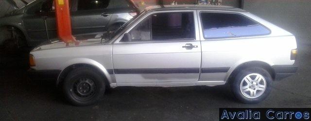 Avaliando o custo de se manter um Volkswagen GOL CL 1.8 1989