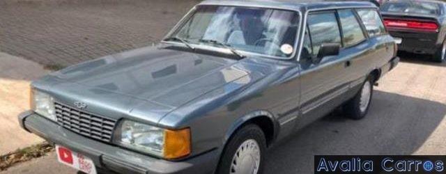 Caravan DIPLOMATA SE 4100 1988