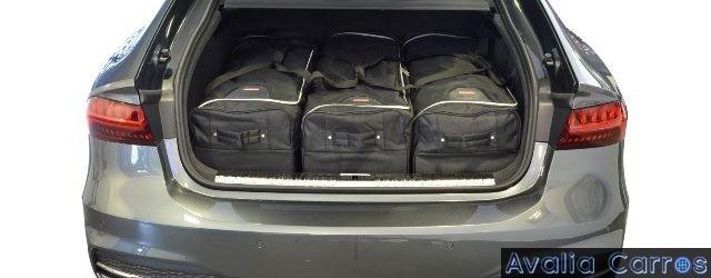 Avaliando o Audi A7 Sportback