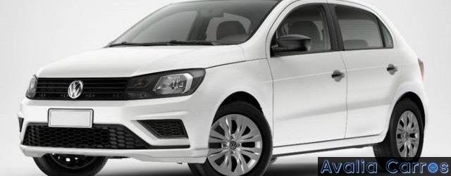 Avaliando o Volkswagen Gol 1.6 2020
