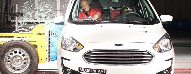 Avaliando a nota zero do Ford Ka no Latin NCAP