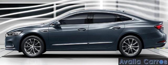 Avaliando o Buick LaCrosse 2021